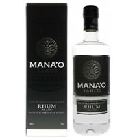 Mana'o - Rhum Blanc 50° 2016