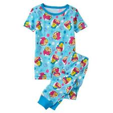 Gymboree 2T pajamas Ariel Little Mermaid Disney Princess short sleeve pants NWT