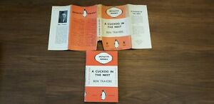 Penguin Books 44 A Cuckoo in the Nest Ben Travers 1936 first Ed First Printing