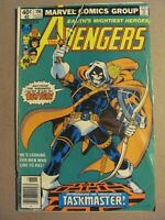 Avengers #196 Marvel Comics 1963 Series 1st app Taskmaster Newsstand Edition