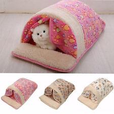LK _ eg _ BA _ Perro Gato Sofá Cama Suave Abrigo Gatito Cachorro Saco de dormir