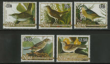 Niue  1985   Scott #   466-470     Mint Never Hinged Set