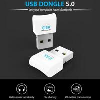 Computer USB Bluetooth Adapter 5.0USB Desktop Wireless WiFi Audio Receiver