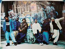 3 Feet High and Rising De La Soul Wall Hot Poster 16x16 24x24 Music Album Y325