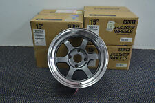 RAYS Engineering TE37V 15X7.5J 4H 114.3 +6 (Brand new ORIGINAL)