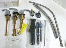 Glacier Bay Builders 3-Handle Bidet Faucet Set - Chrome