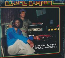 SEALED NEW CD Cornell Campbell - I Man A The Stal-A-Watt