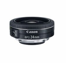 Lenses Canon Ef-s 24mm F/2.8 STM