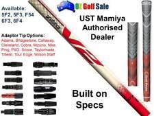 UST Mamiya Proforce V2 HL 5F4 Stiff Shaft +Adaptor Tip + Grip - Built on Specs