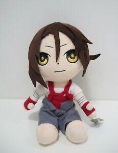 """Hakuoki Sanosuke Harada Taito Prize Plush 9"""" TAG Stuffed Toy Doll Japan"""