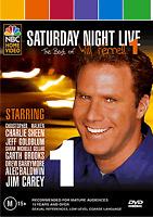 Saturday Night Live (SNL) The Best of Will Ferrell v1(DVD) NEW/SEALED [Region 4]