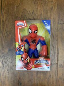 Playskool Heroes Marvel Super Hero Adventures Mega Mighties Spider-Man...