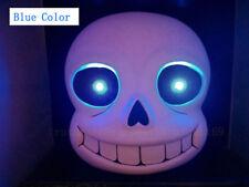 Christmas Fantastic Gift Undertale Sans Mask Wireless Remote Control LED Mask