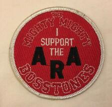 RARE Mighty Mighty Bosstones Patch - ARA - Anti Racist Action - Antifa - RARE!!!