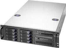 "Chenbro RM31408 19"" 3HE Server Gehäuse inkl. 12G mini-SAS Backplane USB3.0 *NEU*"