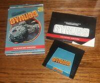 GYRUSS video game cartridge Atari 5200 system w ORIGINAL BOX INSTRUCTION MANUAL