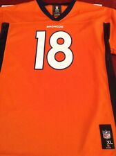 Denver Broncos NFL Apparel Peyton Manning Youth Football Jersey size xl