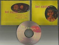 Royksopp BEL CANTO Rumour MASTERS AT WORK 12 INCH & EDITS PROMO DJ CD Single