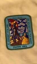 BSA OA  1994  NOAC  Patch, A journey for one and adventure for many, new