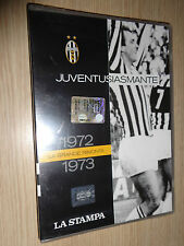 DVD JUVENTUSIASMANTE 1972-1973 LA GRANDE RIMONTA CAMPIONI JUVENTUS FC LA STAMPA
