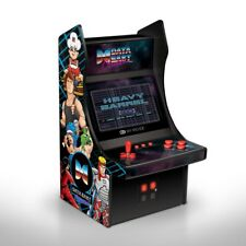 "MY ARCADE Data East Mini Player Collectible 10"" Retro  Arcade Machine - 34 Games"