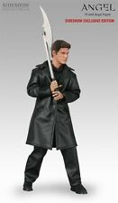 "SIDESHOW EXCLUSIVE NEW! ANGEL ANGELUS 12"" 1/6 SCALE FIGURE BUFFY VAMPIRE SLAYER"
