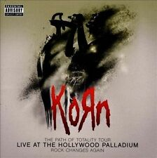 FREE US SHIP. on ANY 2 CDs! USED,MINT CD Korn: Path Of Totality Tour -- Live At