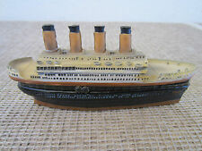 "MARITIME, ""TITANIC"" HINGED BOX SOUVENIR MODEL"