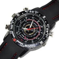 Spy Waterproof Sports Wrist Watch Hidden Digital HD Camera Video Recorder 8GB