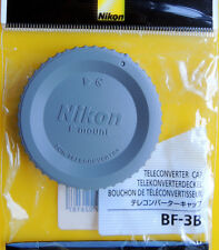 Nikon BF-3B Lens Cap for TC-14,14B,14E,20E,14Ell,20Ell Genuine Made in Japan