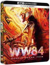WONDER WOMAN 1984 4K ULTRA HD+BLU RAY STEELBOOK / PRE-SALE / WORLDWIDE SHIPPING