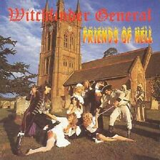 WITCHFINDER GENERAL  – Friends of Hell (NEW*UK DOOM/NWOBHM CLASSIC RERELEASE)