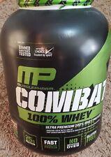 MusclePharm Combat 100% Whey Protein Chocolate Milk 80 oz 2269g