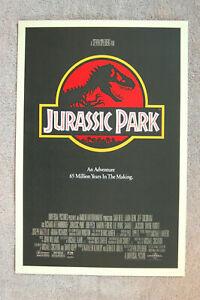 Jurassic Park Lobby Card Movie Poster