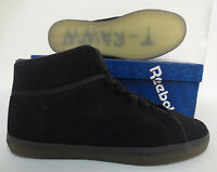 f0afb8489c4 T RAWW REEBOK SIZE 9.5 CLASSIC SNEAKERS SHOES MENS V55639 YMCMB TYGA YOUNG  MONEY