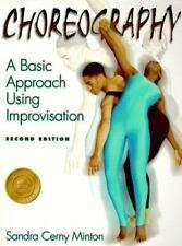 Choreography: A Basic Approach Using Improvisation-ExLibrary