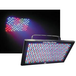 Chauvet DJ COLORpalette LED DMX-512 Color Palette Bank System - Sound Activated