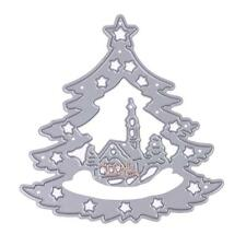 Christmas Tree Cutting Dies Stencils for Scrapbooking Embossing Paper Card Craft