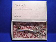 Key to Hope - Silver Plate.