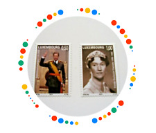 Luxembourg 2010 Royal family Celebrities   MNH set  Nice lot  Unused stamps