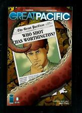 GREAT PACIFIC US IMAGE COMIC VOL.1 # 8/'13