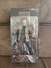 NECA Freddy Vs Jason Cult Classics Jason Voorhees Figure NIP Reel Toys rare
