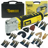 SabreCut 400W Oscillating Multitool with 39 Fast Change Multi Tool Saw Blades