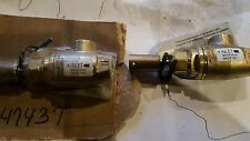 2 Water Saver Faucet hardware new