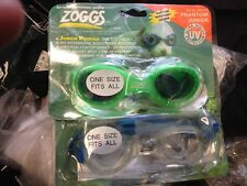 ZOGGS  phatom swimming gogles at £5 each  three designs mens  or youths