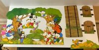 Walt Disney Mickey Mouse Donald Duck 175CP 150-4 Paper pop Up