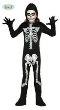 Halloween Skeleton Fancy Dress Costume