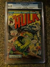 The Incredible Hulk #180 CGC Stamp Included Appearance Of Wolverine In Cameo