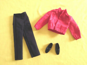 barbie vintage superstar ken fashion classics 5819 1982 abito outfit completo