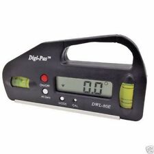 Digital Angle Gauge/ Protractor/ Inclinometer/ Spirit Level: model DWL-80E